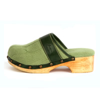 Green Cable / Clog