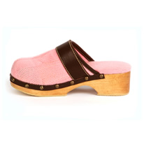 Pink Cable / Clog